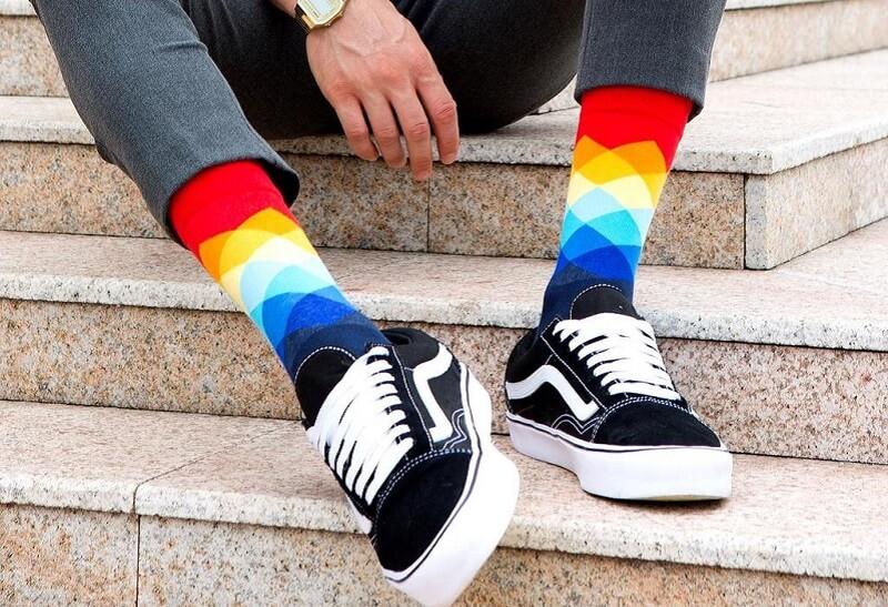 Custom Branded No-Show Socks