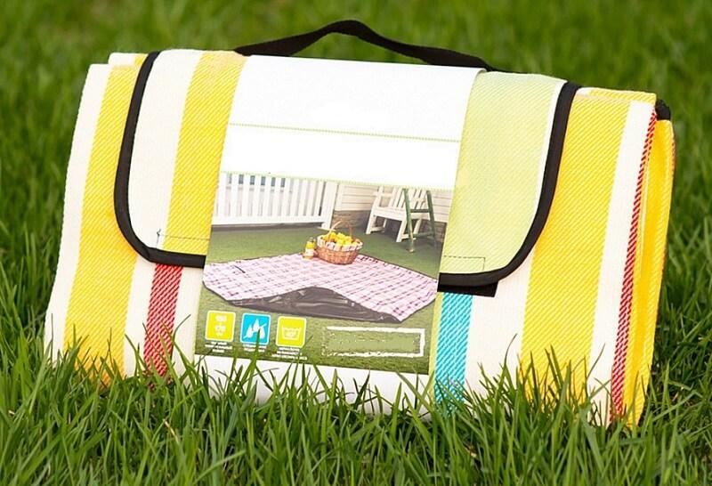 Foldable Picnic Blankets